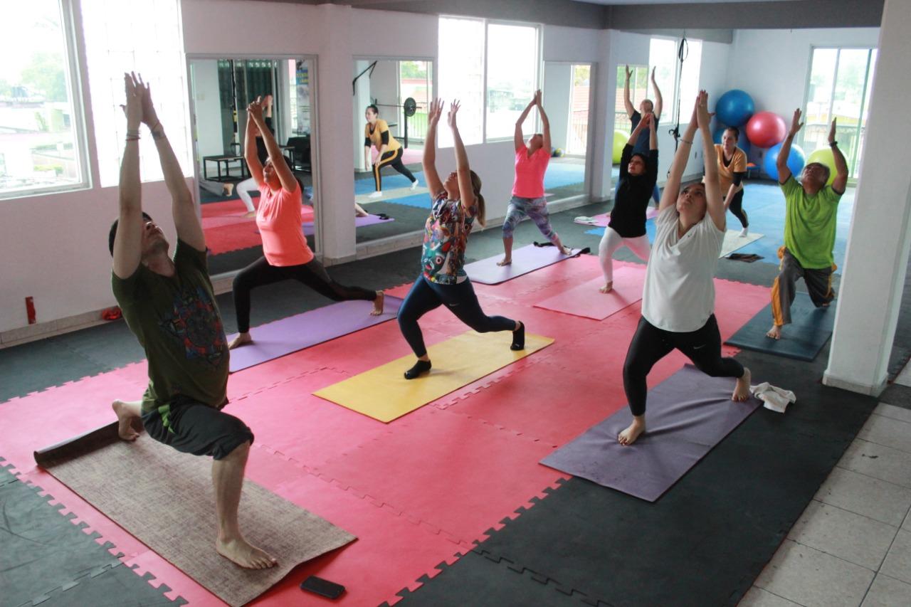 Reinició actividades la Academia de Artes Marciales Huiming en Orizaba