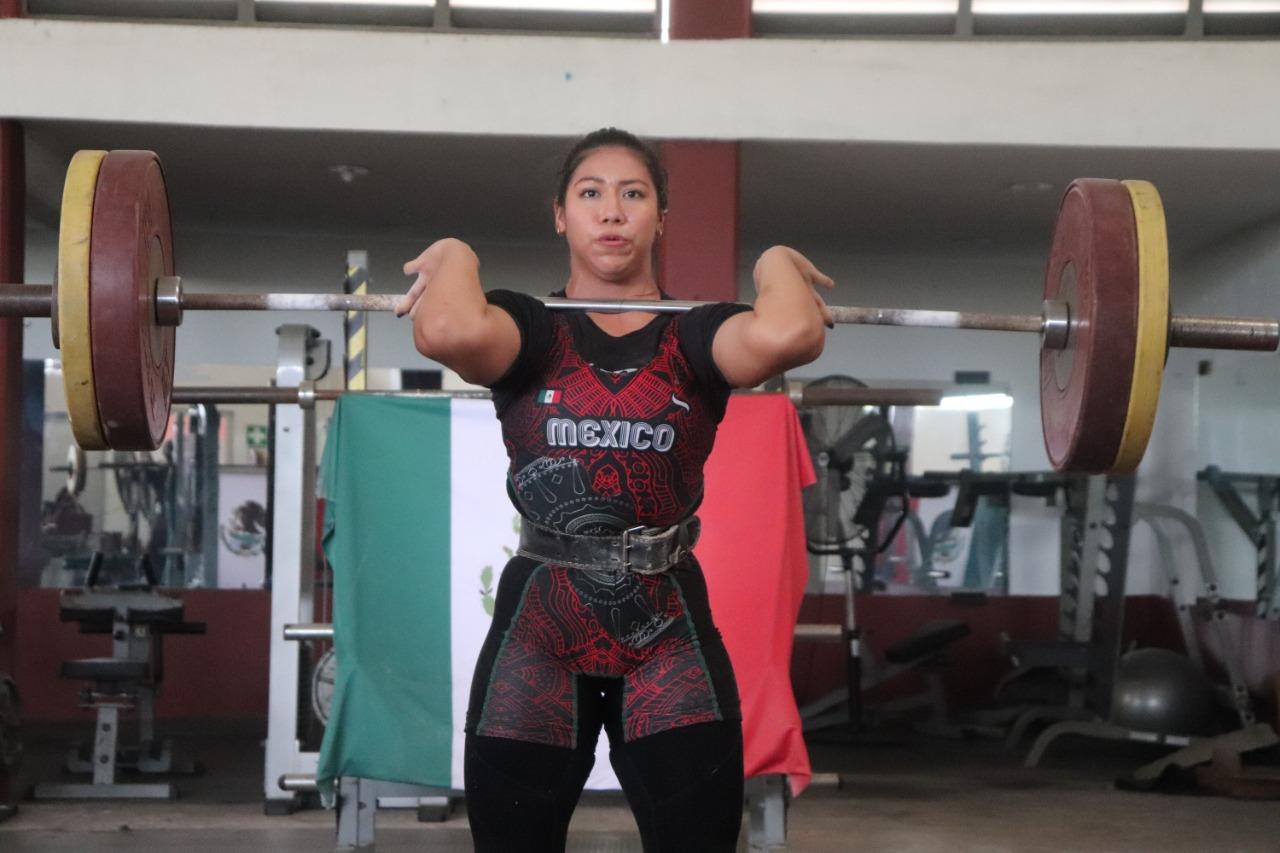 Destaca Jessica Jarquín en competencia internacional