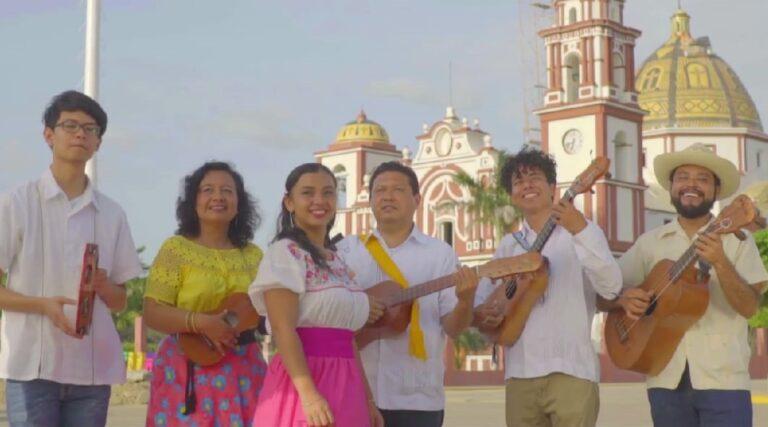 Presente la música de las regiones Sotavento, Huasteca y Totonacapan, a través de las redes sociales de Casas de la Cultura IVEC