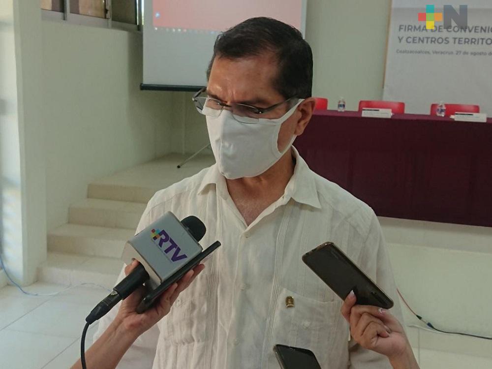 Grito de Independencia en Coatzacoalcos podría ser de forma virtual, afirma el alcalde Víctor Carranza