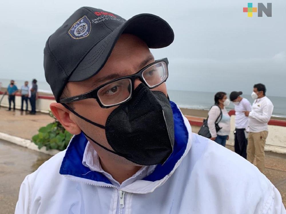 Sancionan a taxistas por omitir uso de cubrebocas en Coatzacoalcos