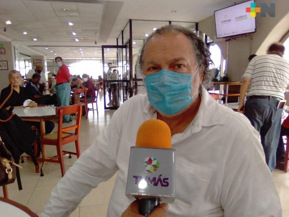 Revisar concesión del Puerto de Veracruz, no significa antesala a la militarización: diputado Ricardo Exome