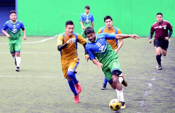 Halcones UV son invitados a la Liga de Futbol Rápido Profesional