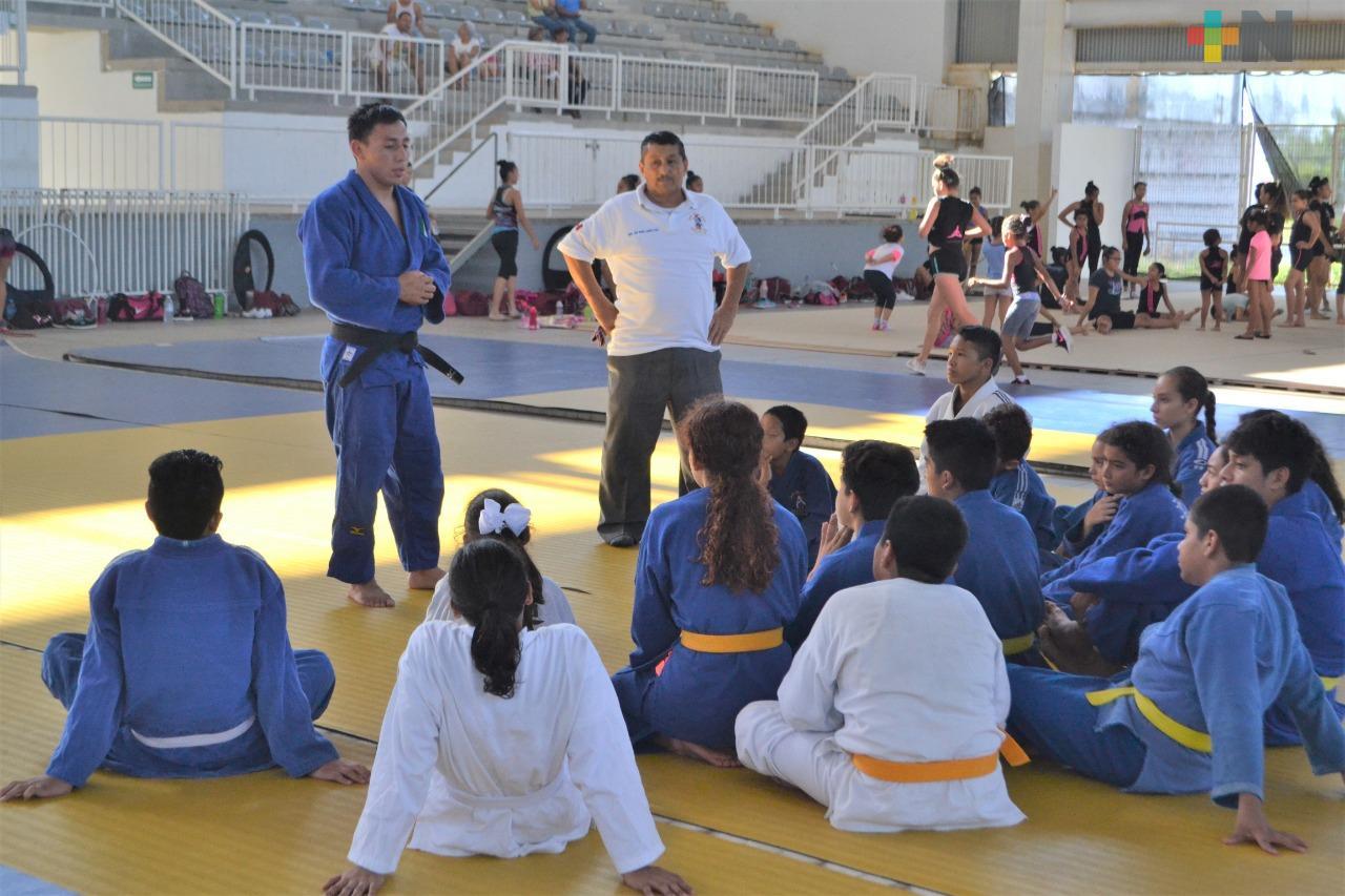 Judo Boca Club está vigente con actividades virtuales
