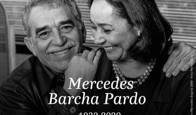 Mercedes Barcha Pardo, ejemplar mujer de su tiempo