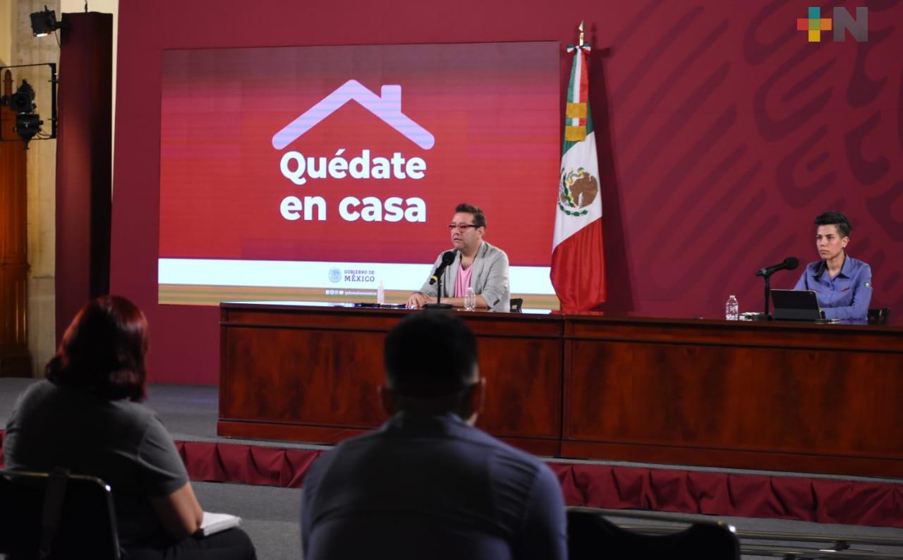 México llega a 60 mil defunciones por COVID-19