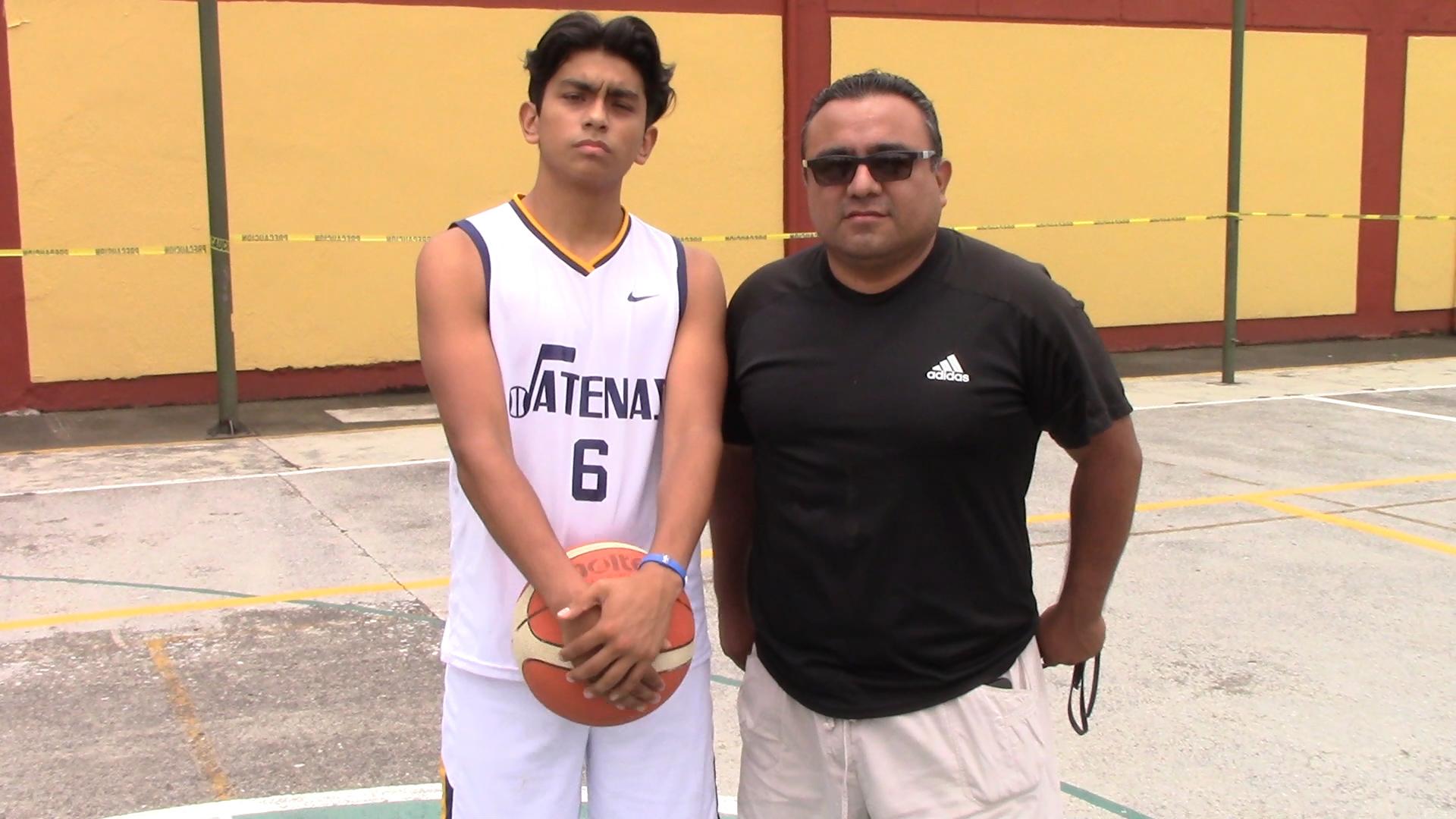 Se promueven talentos del basquetbol de Orizaba en otros estados