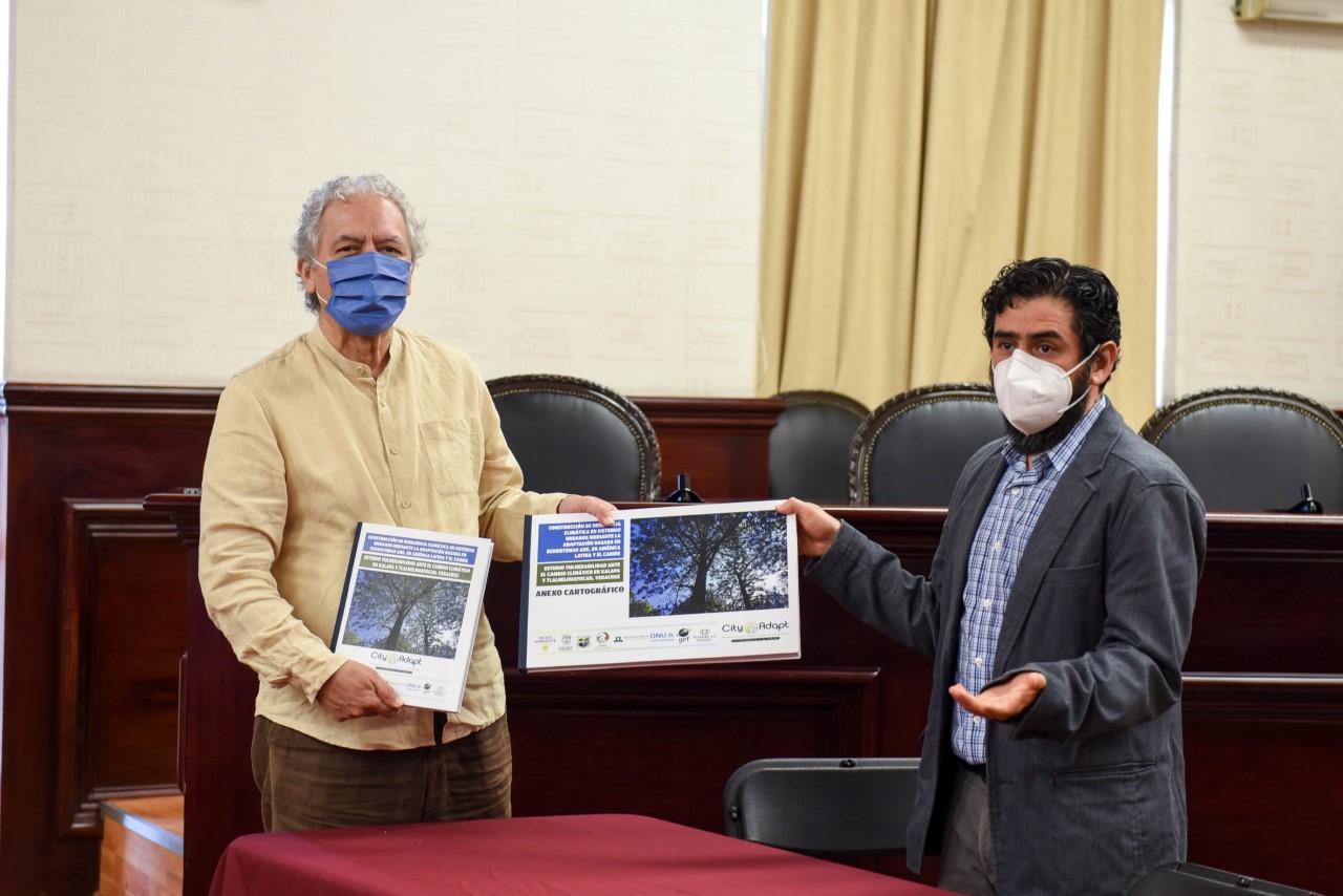 Xalapa, ejemplo de resiliencia ante el cambio climático