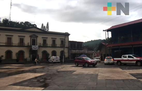 Acuerdan medidas de prevención sanitaria en transporte público de pasajeros en Ixhuatlán de Madero