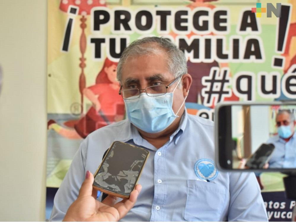 Autoridades de Salud Tantoyuca reconoce recuperación de pacientes con coronavirus