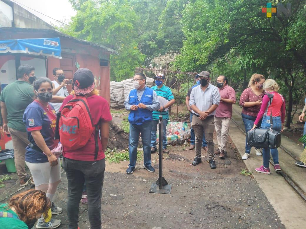 Suspendida rehabilitación del zoológico de Veracruz; 8 animales están en tratamiento
