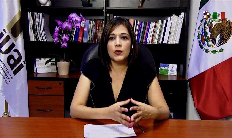 Anuncia presidenta del IVAI que esta semana interpondrán primera denuncia contra administración anterior