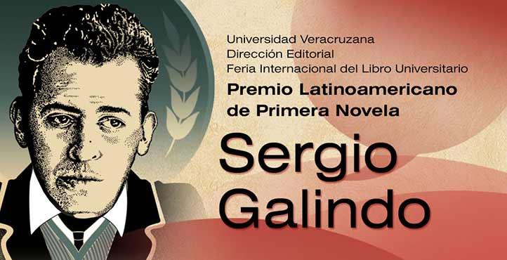 "UV convoca a Premio Latinoamericano de Primera Novela ""Sergio Galindo"" 2021"