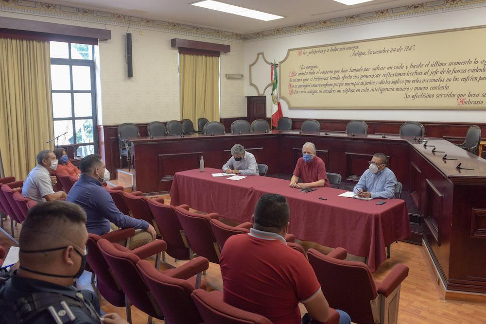 Suspenden fiestas patrias en congregaciones de Xalapa
