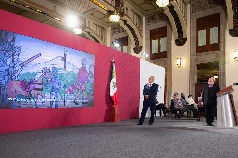 Presidente declara al 2021 Año de la Independencia y de la Grandeza de México