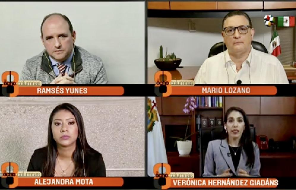Hay un nuevo rostro para atender los feminicidios; delito va a la baja: Verónica Hernández