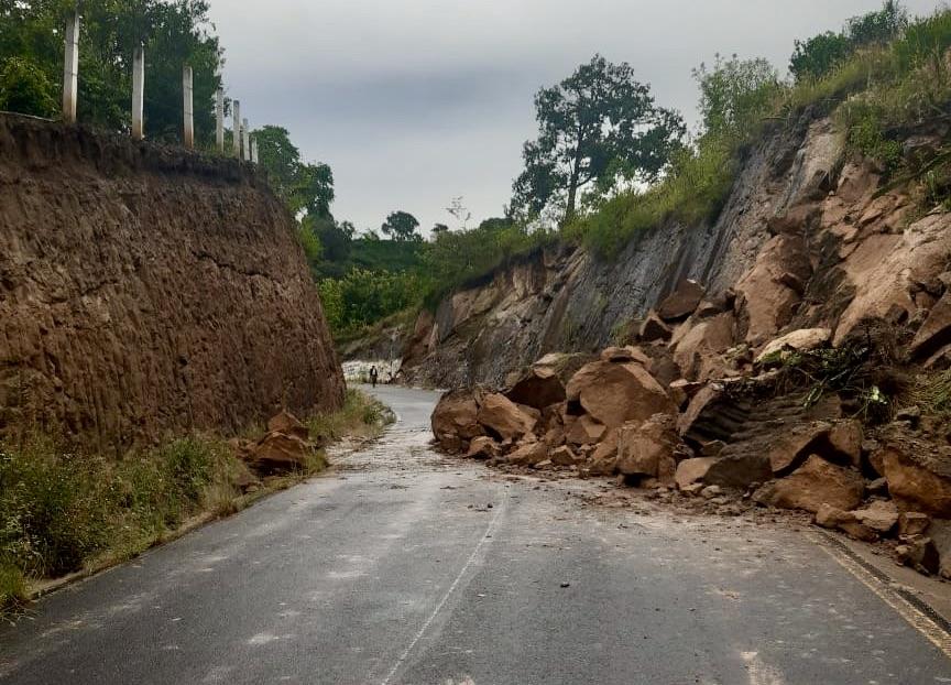 11 municipios veracruzanos afectadas por las lluvias del fin de semana