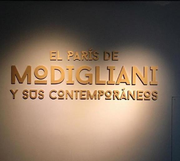 El patrimonio artístico de Veracruz presente en la exposición El París de Modigliani, en el Museo del Palacio de Bellas Artes