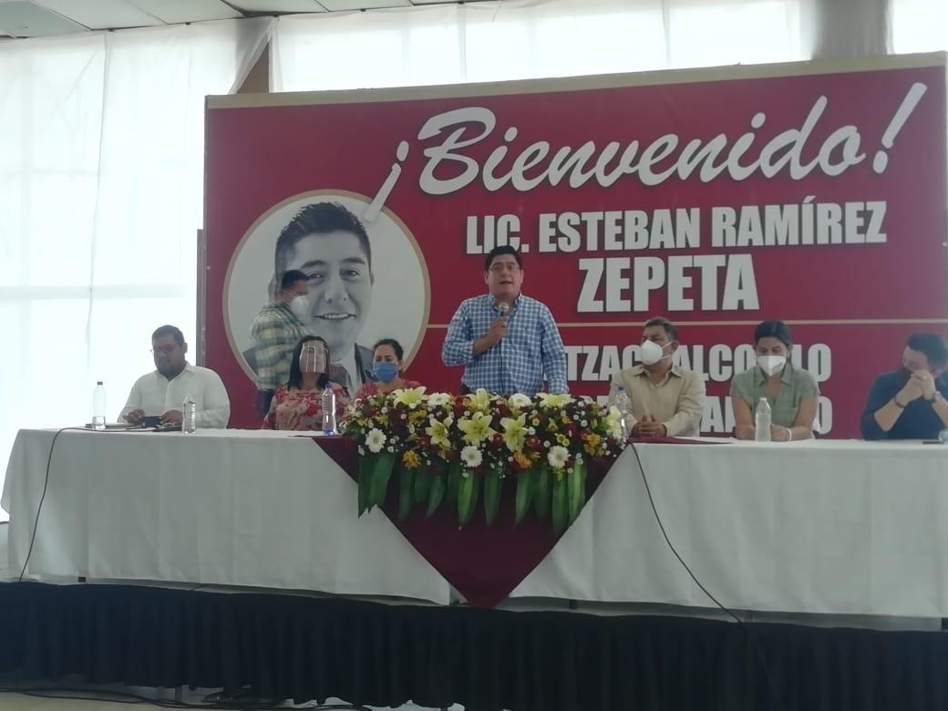 Los adversarios de Morena volverán a perder en 2021: Esteban Ramírez Zepeta
