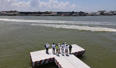 Cambios en materia portuaria y aduanera permitirán elevar la calidad de vida: Jorge Arganis Díaz