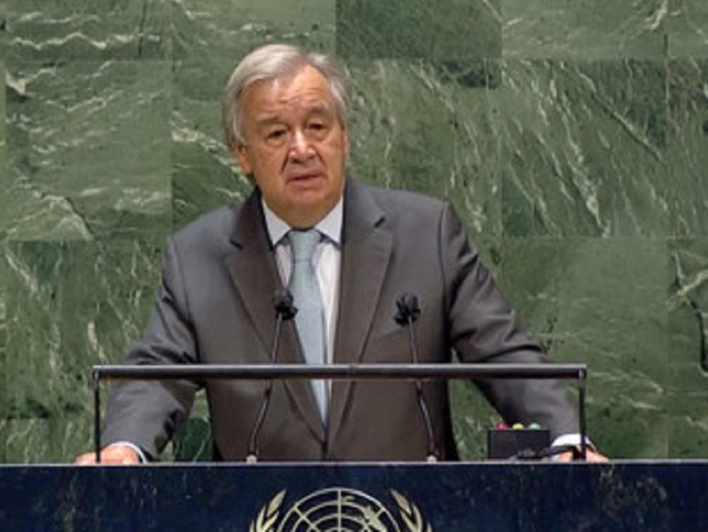 El mundo reprobó el examen de cooperación frente a la pandemia: António Guterres