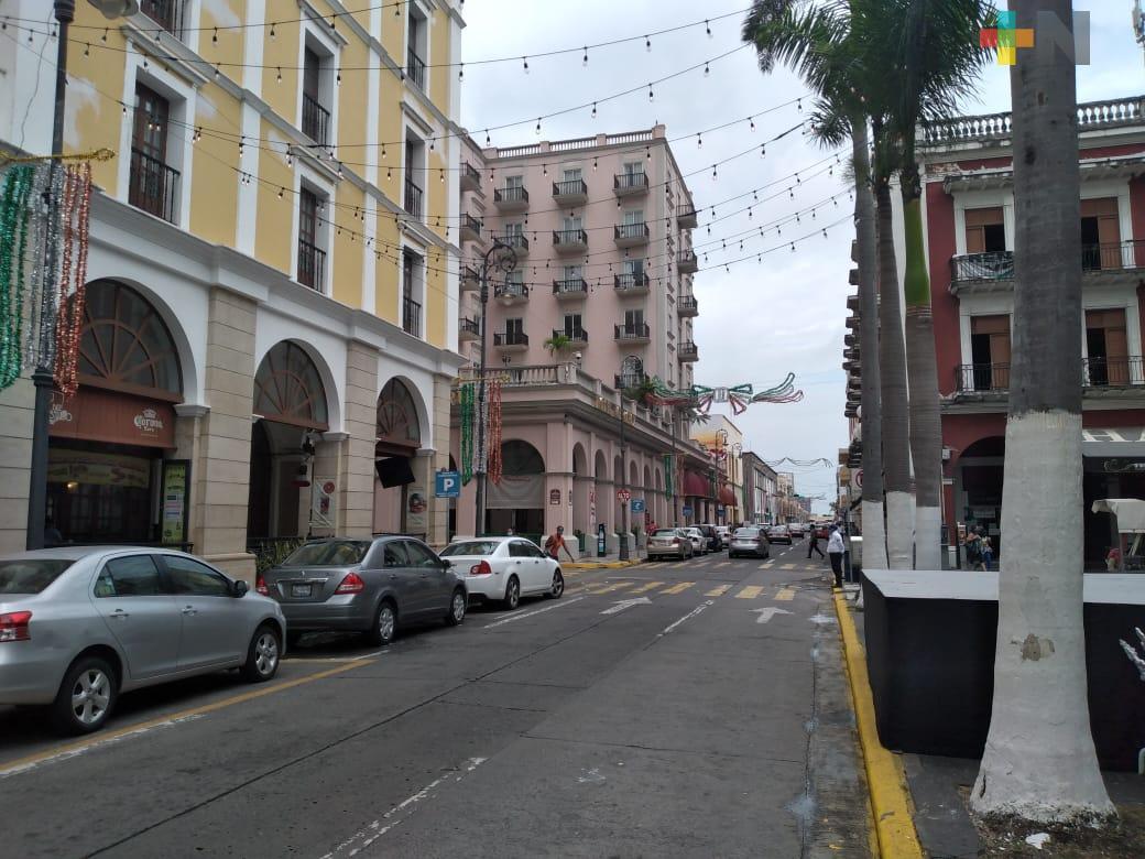 Este fin de semana la avenida Independencia de Veracruz estará abierta a la circulación
