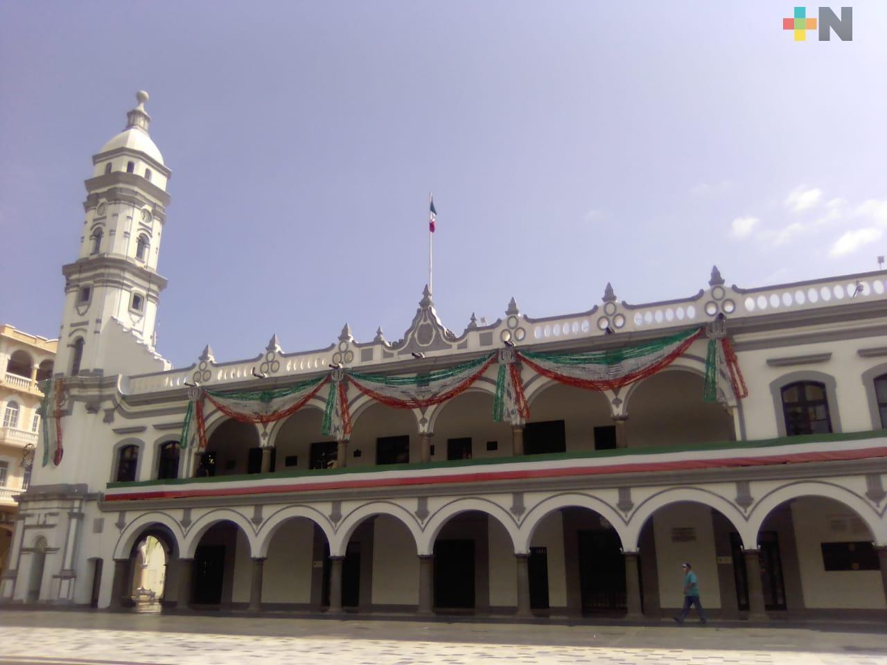 En la ciudad de Veracruz, Grito de Independencia será a puerta cerrada, se transmitirá en redes sociales