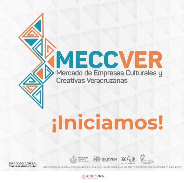 Inaugura IVEC el Mercado de Empresas Culturales y Creativas de Veracruz, MECCVER 2020