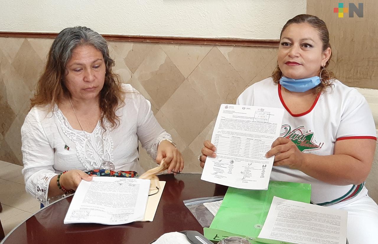 Piden agilizar trámites de escrituras para construir en dos jardines de niños en Veracruz