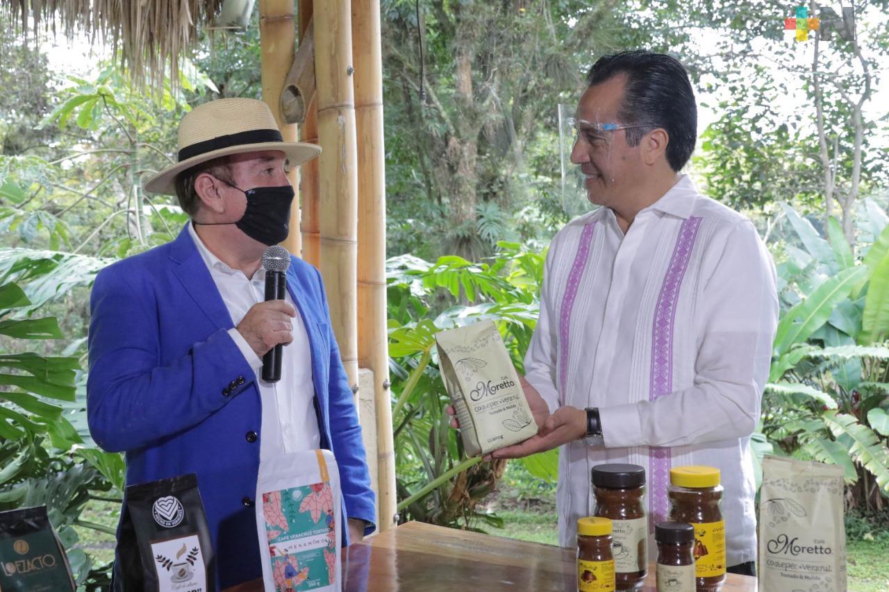 Productos «Hecho en Veracruz» serán expuestos en China