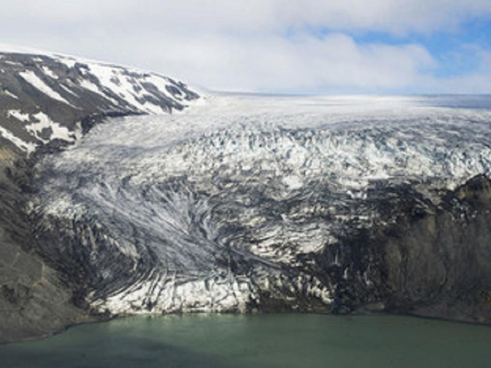 Calor del verano 2020 tuvo grave impacto sobre capas de hielo y glaciares