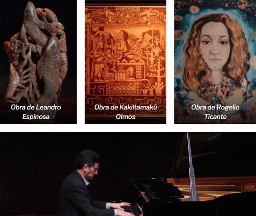 El IVEC promueve el trabajo artístico y artesanal de Papantla
