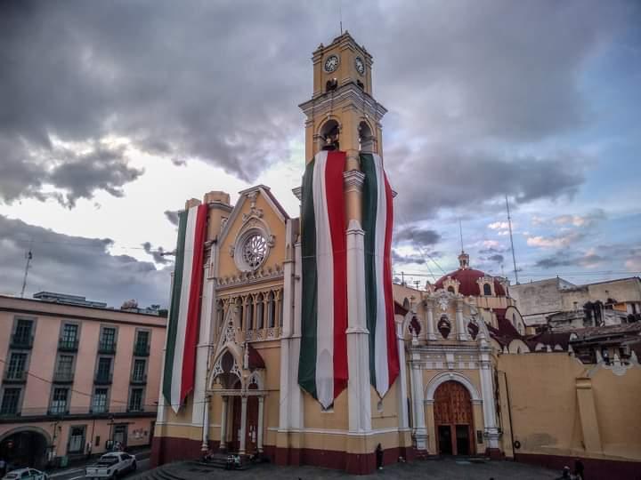 Catedral Metropolitana de la Inmaculada Concepción, en Xalapa