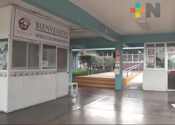 Ayuntamiento de Xalapa y Cecati 151 ofrecen becas del 80 por ciento