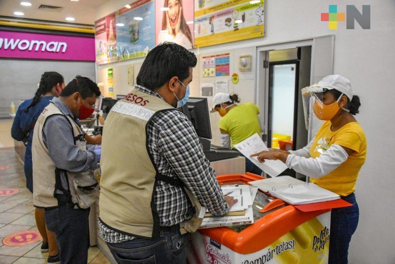 Dulceros de Coatzacoalcos solicitan a las autoridades sanitarias ser parejas al revisar los comercios