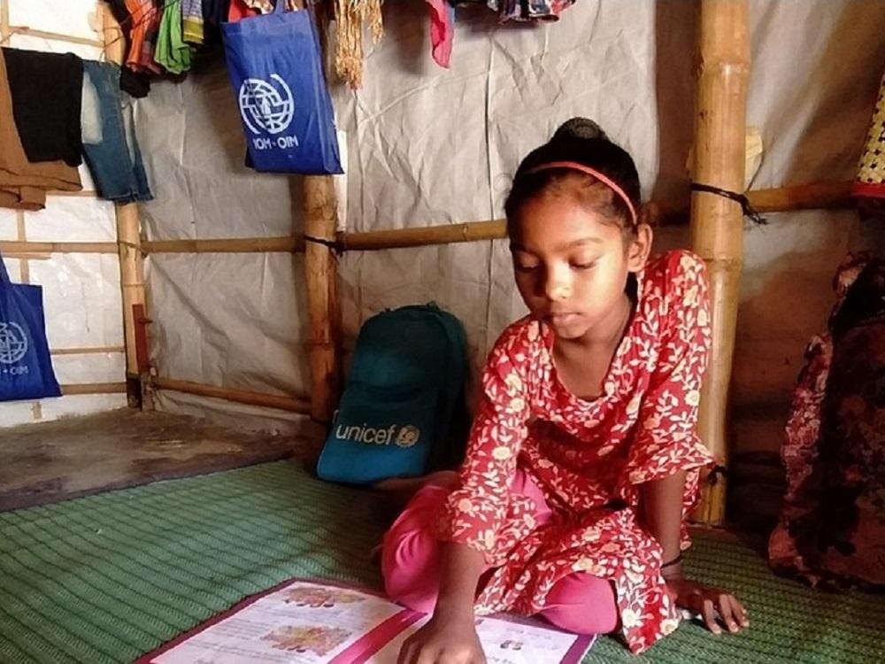 Coronavirus no puede robar el derecho a la educación de los refugiados