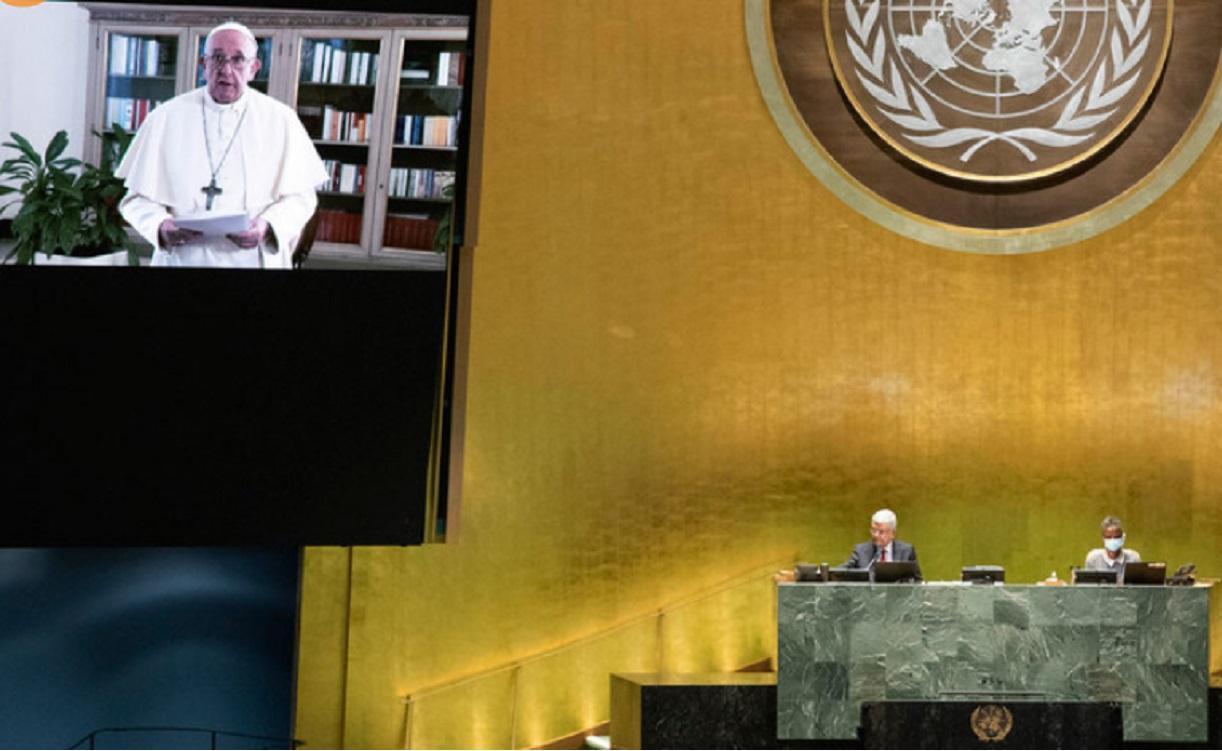 Coronavirus nos enfrenta a elegir entre la solidaridad mundial y el nacionalismo y aislamiento: Papa Francisco