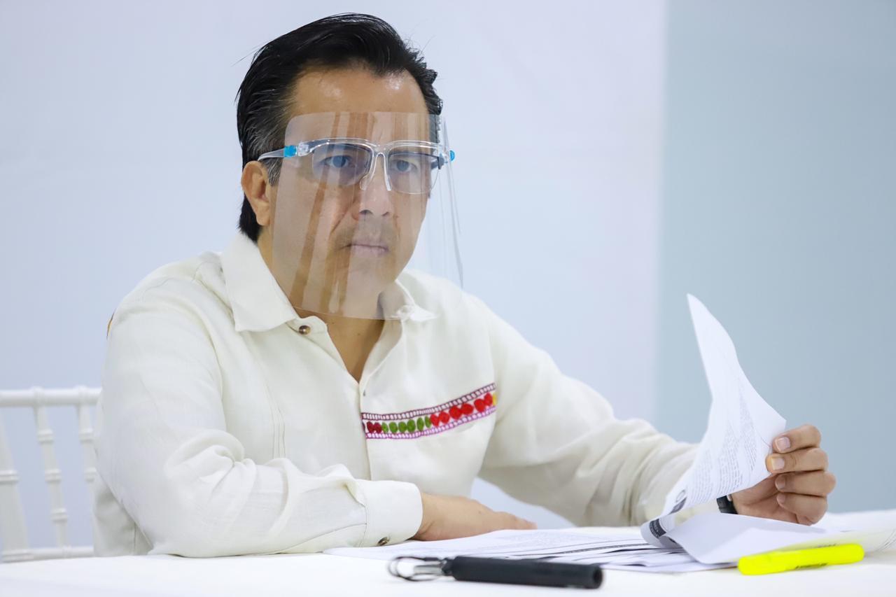 Ha invertido gobierno de Veracruz más de 170 millones en Protección Civil: Cuitláhuac García