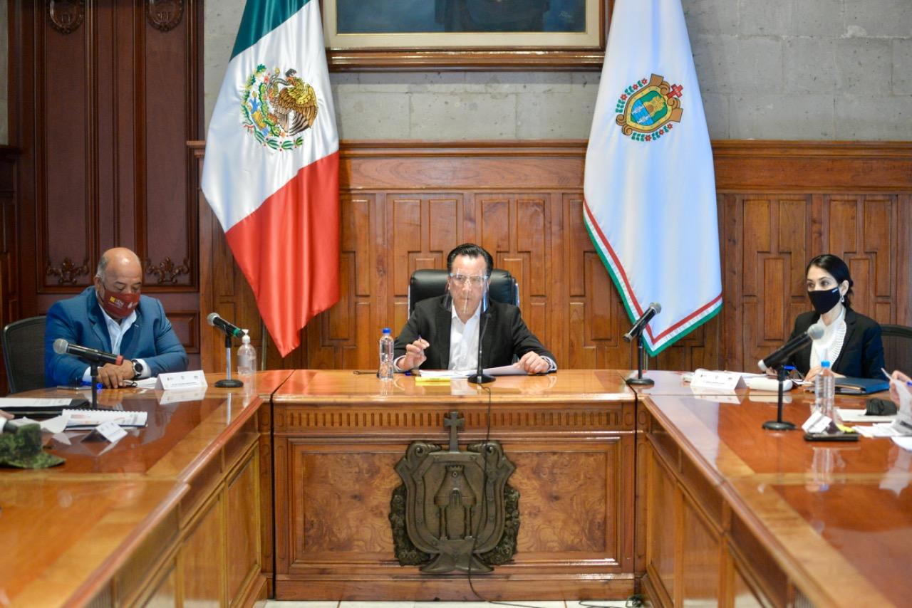 Hay avances en el homicidio del reportero Julio Valdivia informa el gobernador de Veracruz