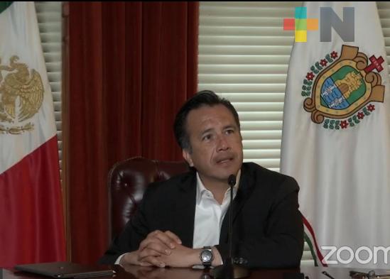 El turismo tendrá todo el apoyo del gobierno estatal para su total reactivación: Cuitláhuac García Jiménez