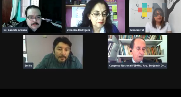 Con foro virtual, DIF Xalapa conmemoró el Día Mundial del Alzheimer