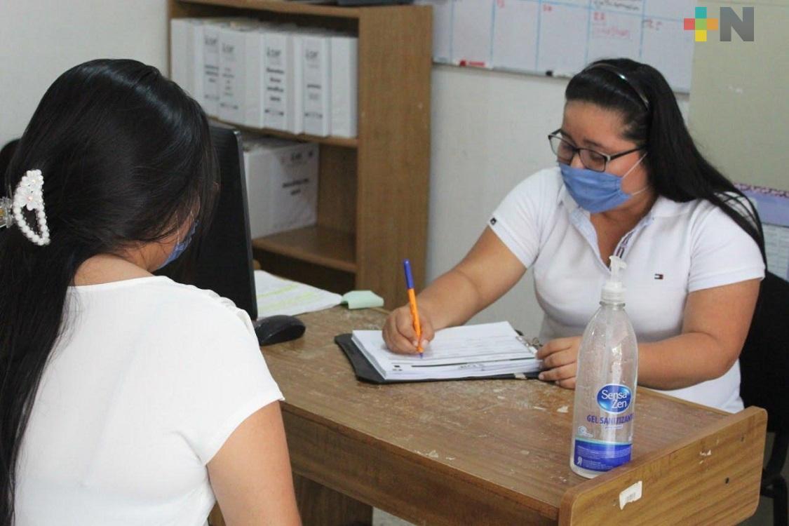 DIF de Coatzacoalcos habilita línea telefónica para apoyar a familias que deseen tramitar testamento