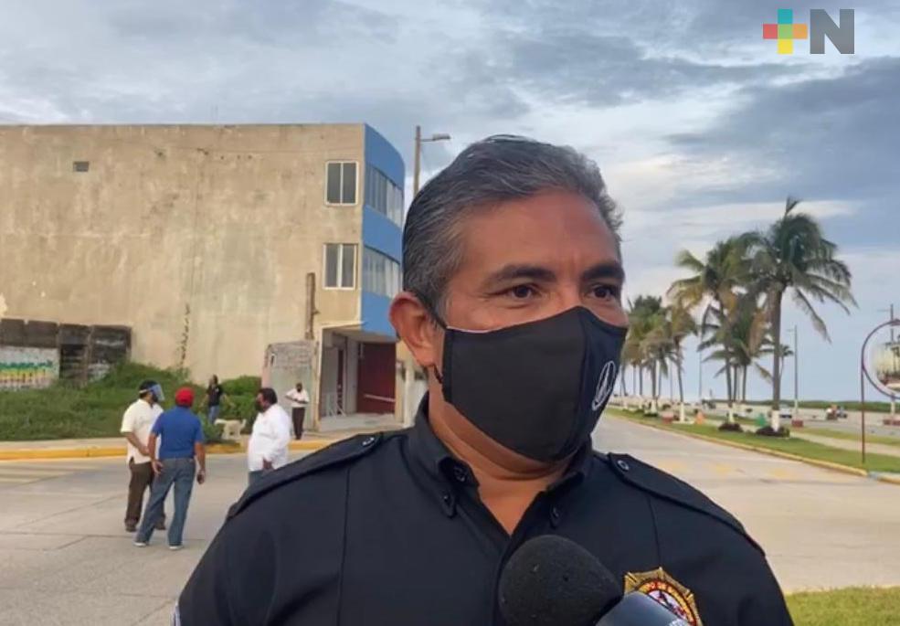 Población de Coatzacoalcos siguen sin tomar medidas para evitar contagios