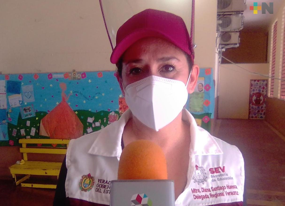 Sin fecha límite para actualizar seguro de vida del magisterio, aclara Diana Santiago