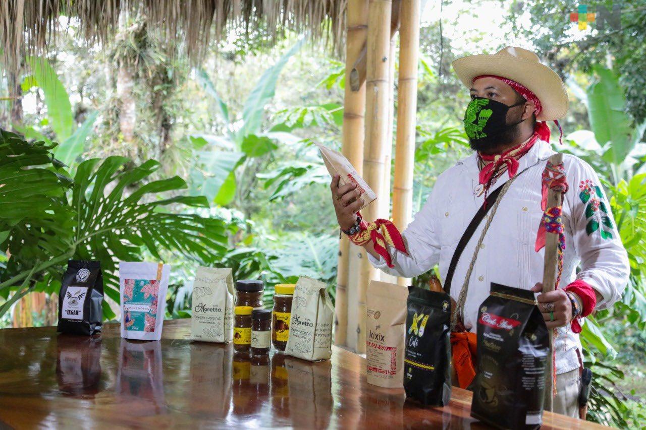 11 productores de Coatepec  exportarán café  y chocolate a China, el objetivo es abrir el mercado: CGJ