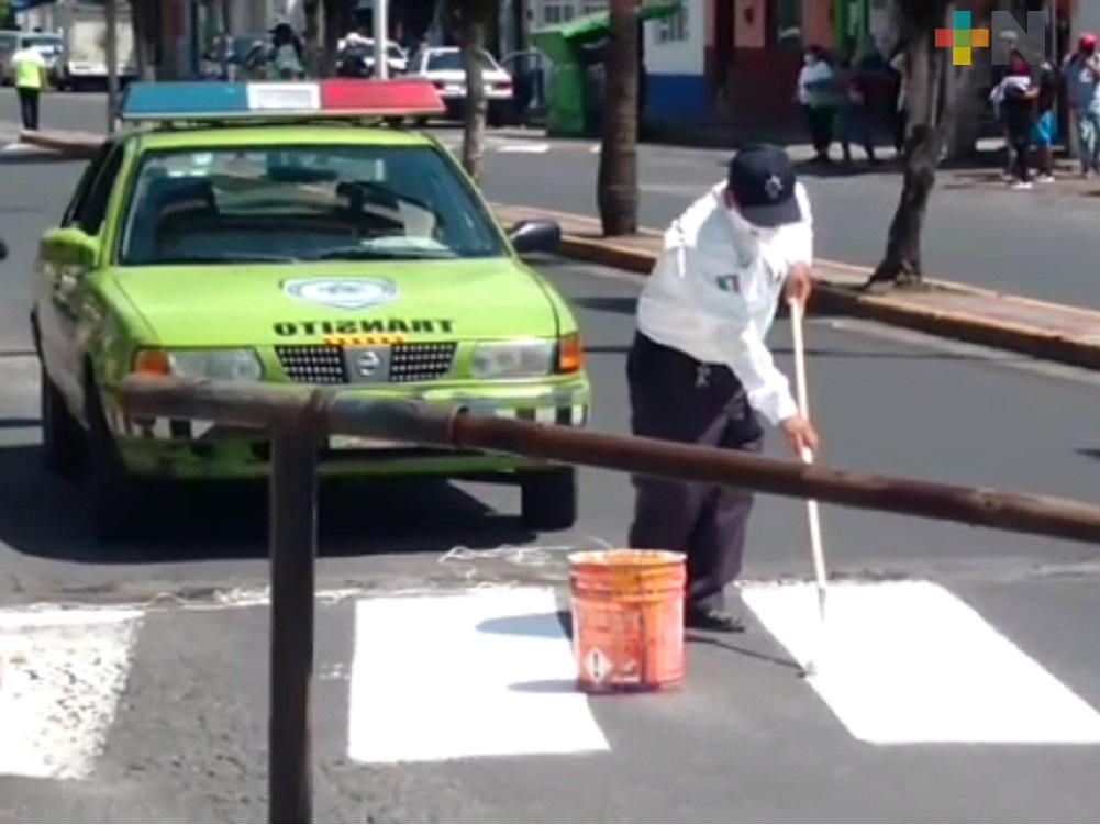 En Nogales inician campaña de supervisión del tráfico vehicular