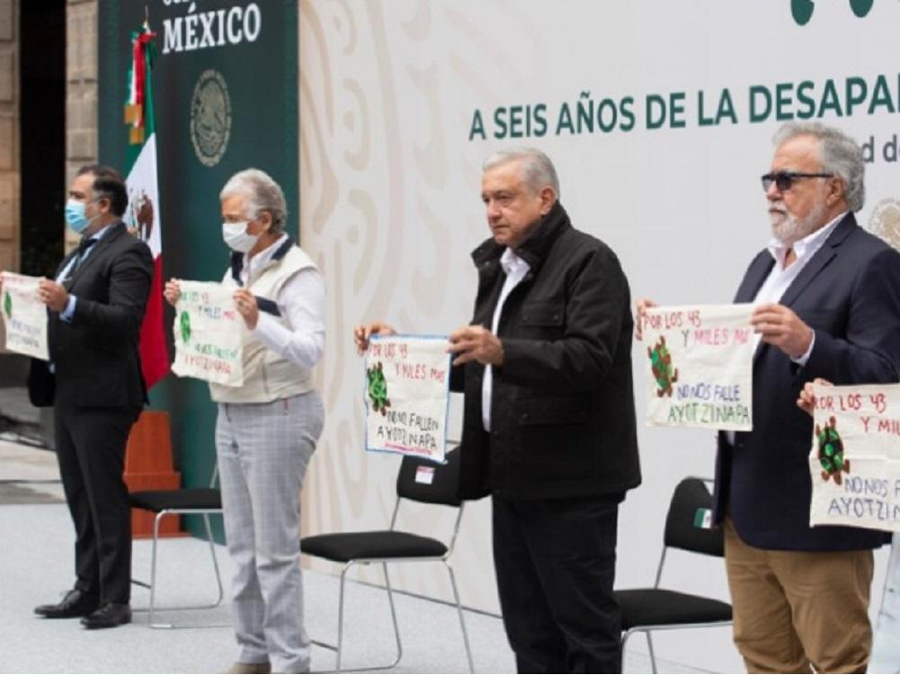 En caso Ayotzinapa, no habrá impunidad, asegura presidente