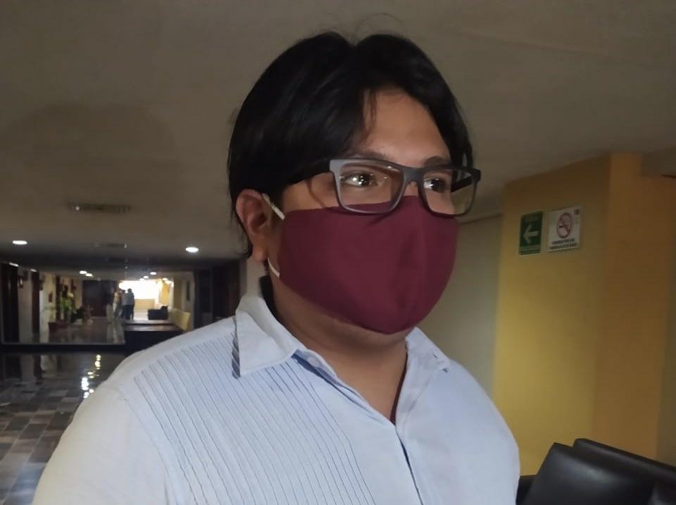 Gibrán Ramírez, aspirante a dirigir a Morena a nivel nacional, asegura no pertenecer a ninguna «tribu»