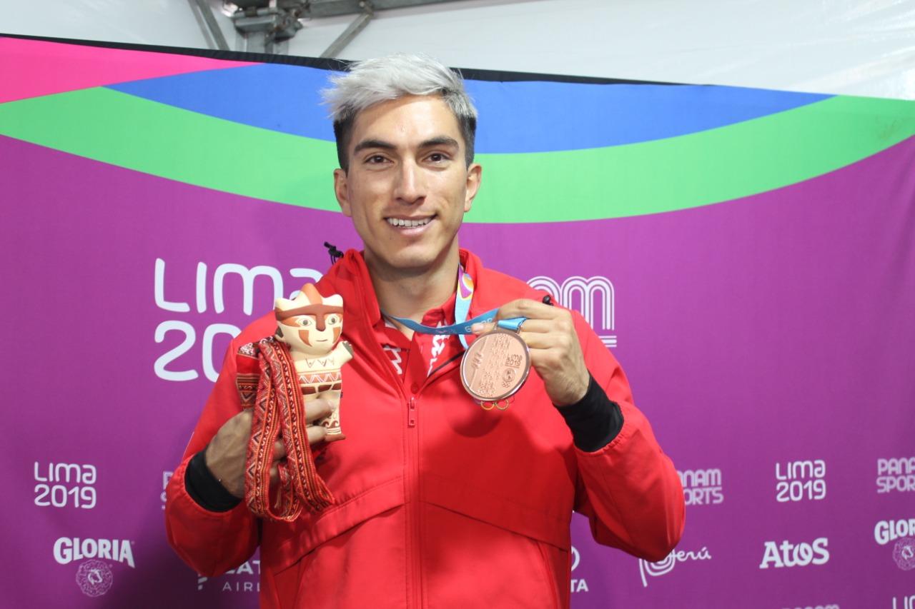 Jorge Luis Martínez recargó pila en cuarentena y va con todo al Mundial 2021