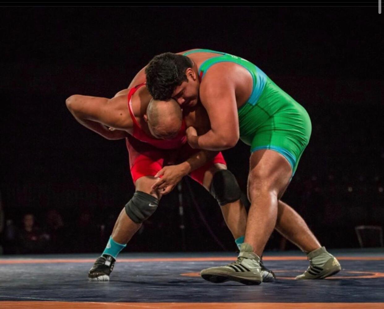 Gladiador Max Betanzos, con el objetivo de lograr el boleto olímpico